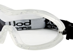 Bollé Nitro Ultra Low Profile Goggle – Clear Lens & Frame