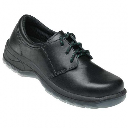 Oliver 48 Series – Women's – Lace Up Derby Shoe – Black