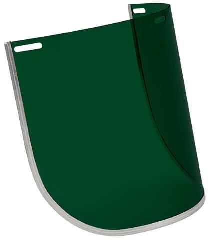UniSafe Welder's Face Shield – Green Shade 5